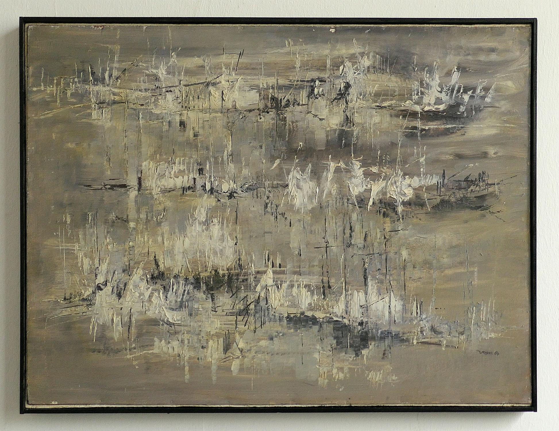 PETER VOGEL - OHNE TITEL, 1964
